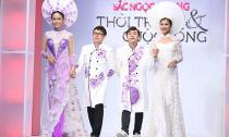 Sàn diễn thêm huyền ảo bởi BST Áo dài cưới của NTK Tommy Nguyễn