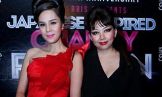 Á hậu Tố Uyên làm vedettet tại fashion show của NTK Quỳnh Paris ở Nhật Bản