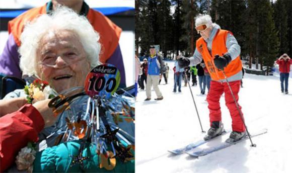 Tổ chức sinh nhật có 102 của các cụ ông cụ bà trăm tuổi