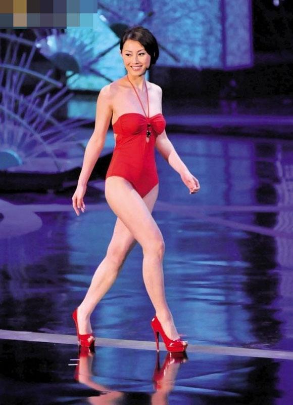 Cựu Hoa hậu ảnh Hồng Kông chấp nhận diễn bar vì cát sê 2
