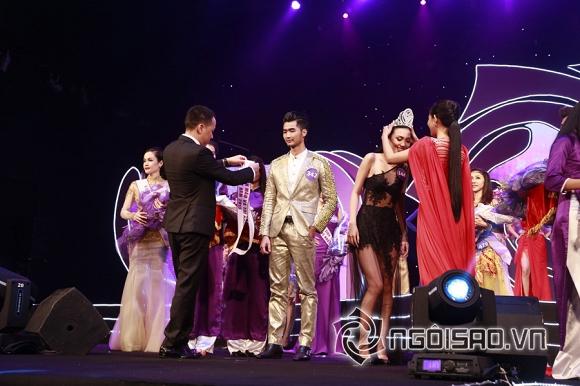 Sen Nhi Thu và Đàm Quốc Thanh xuất sắc đăng quang 'Mẫu và Tài Năng Việt Nam 2015' 11