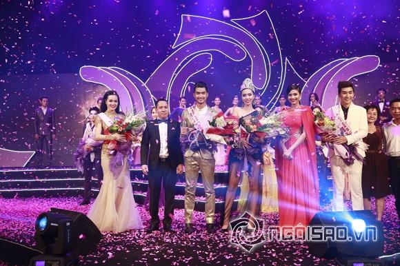 Sen Nhi Thu và Đàm Quốc Thanh xuất sắc đăng quang 'Mẫu và Tài Năng Việt Nam 2015' 0