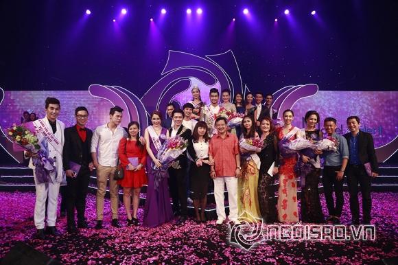 Sen Nhi Thu và Đàm Quốc Thanh xuất sắc đăng quang 'Mẫu và Tài Năng Việt Nam 2015' 6