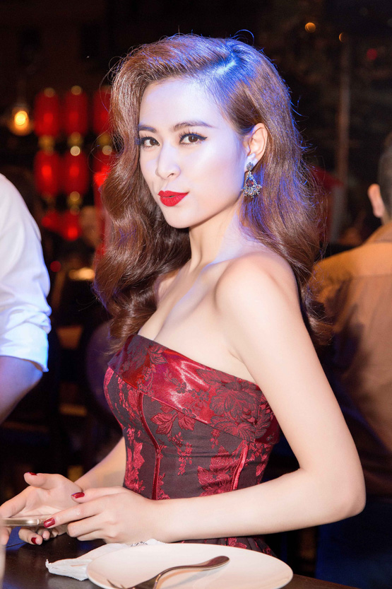 Hoàng Thùy Linh 14