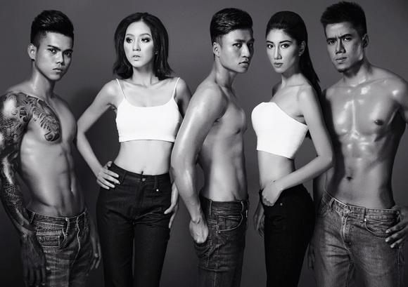 Vũ Khắc Tiệp tổ chức casting Người mẫu trẻ Châu Á 2015