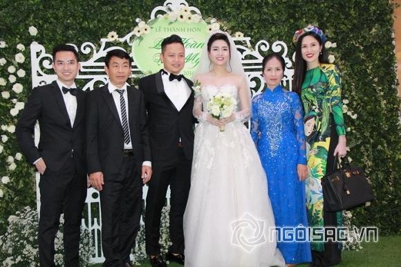 Đám cưới Á hậu Ngô Trà My  1