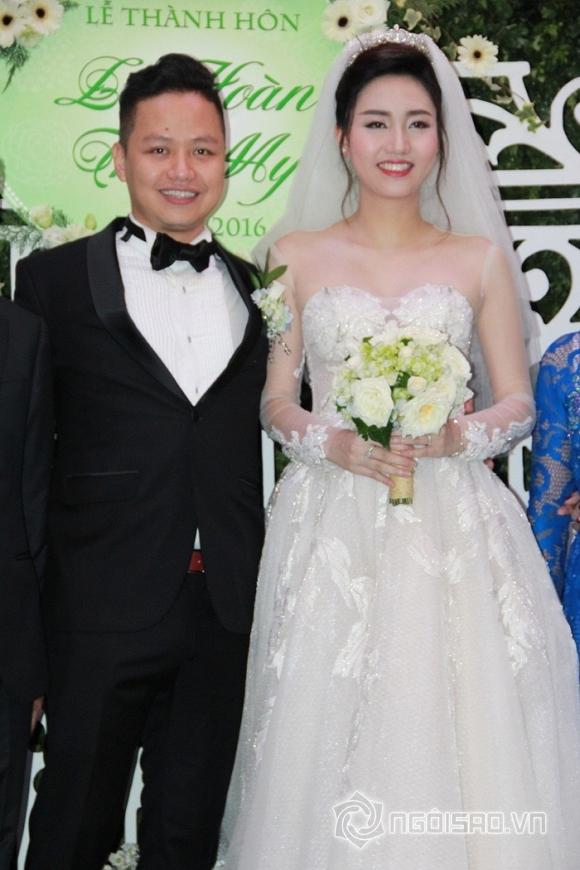 Đám cưới Á hậu Ngô Trà My  0