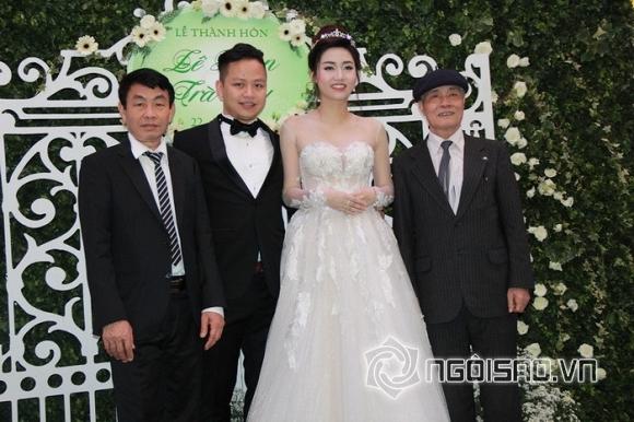 Đám cưới Á hậu Ngô Trà My  2