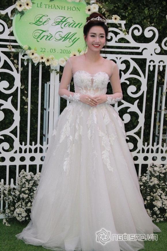 Đám cưới Á hậu Ngô Trà My  3
