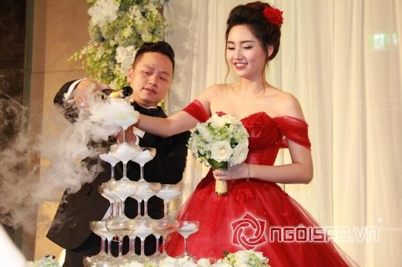 Đám cưới Á hậu Ngô Trà My  11