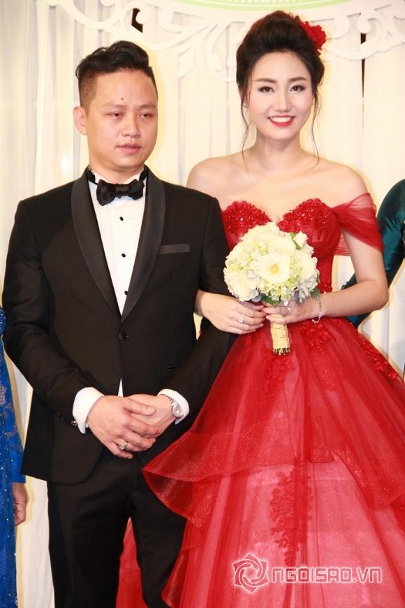 Đám cưới Á hậu Ngô Trà My  8