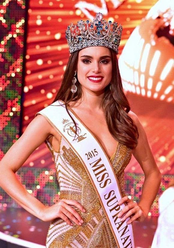 Tân Hoa hậu Hoàn vũ trượt top 5 mỹ nhân đẹp nhất thế giới 0