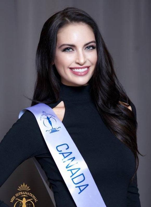 Tân Hoa hậu Hoàn vũ trượt top 5 mỹ nhân đẹp nhất thế giới 2