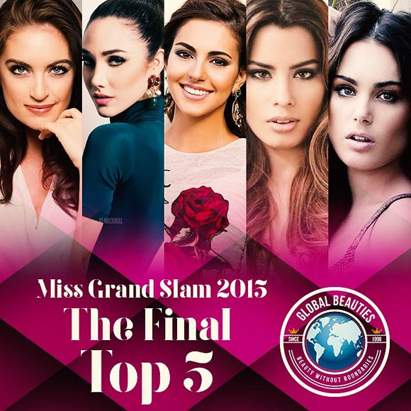 Tân Hoa hậu Hoàn vũ trượt top 5 mỹ nhân đẹp nhất thế giới 5